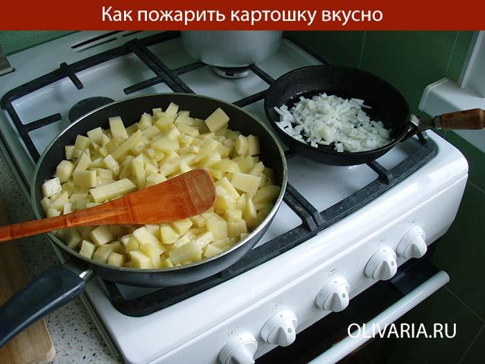 как делать картошку в духовке рецепт